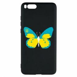 Чехол для Xiaomi Mi Note 3 Український метелик