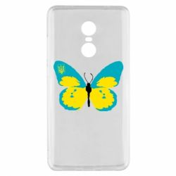 Чехол для Xiaomi Redmi Note 4x Український метелик