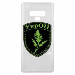 Чехол для Samsung Note 9 Український оперативний підрозділ