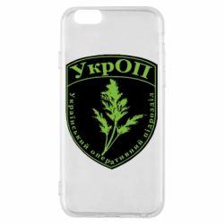 Чехол для iPhone 6/6S Український оперативний підрозділ