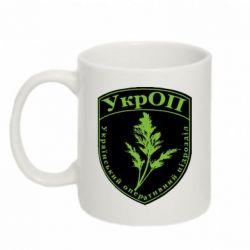 Кружка 320ml Український оперативний підрозділ - FatLine