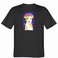 Чоловіча футболка Український пес
