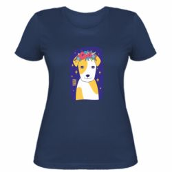 Жіноча футболка Український пес