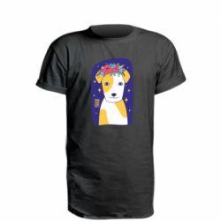 Подовжена футболка Український пес