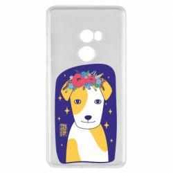 Чехол для Xiaomi Mi Mix 2 Украинский пес