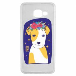 Чохол для Samsung A3 2016 Український пес