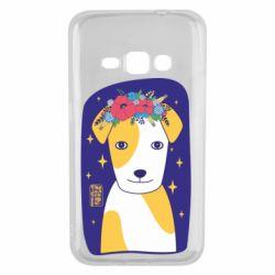 Чохол для Samsung J1 2016 Український пес