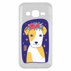 Чохол для Samsung J2 2015 Український пес