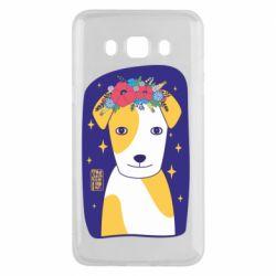 Чохол для Samsung J5 2016 Український пес