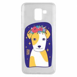 Чохол для Samsung J6 Український пес