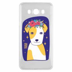 Чохол для Samsung J7 2016 Український пес