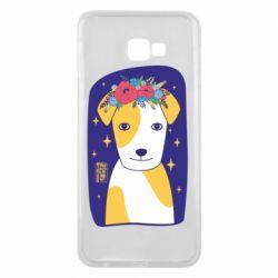 Чохол для Samsung J4 Plus 2018 Український пес