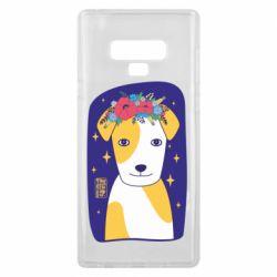 Чохол для Samsung Note 9 Український пес