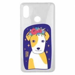 Чехол для Xiaomi Mi Max 3 Украинский пес