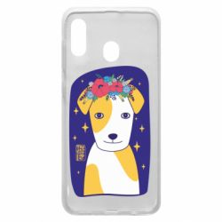 Чохол для Samsung A20 Український пес