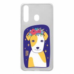 Чохол для Samsung A60 Український пес