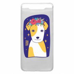 Чохол для Samsung A80 Український пес