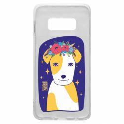 Чохол для Samsung S10e Український пес