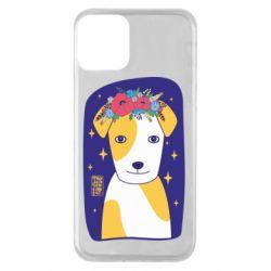 Чохол для iPhone 11 Український пес