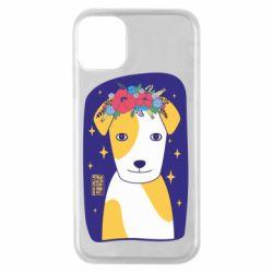 Чохол для iPhone 11 Pro Український пес