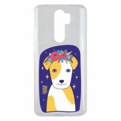 Чехол для Xiaomi Redmi Note 8 Pro Украинский пес