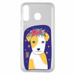 Чохол для Samsung M30 Український пес