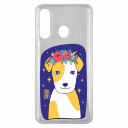 Чохол для Samsung M40 Український пес