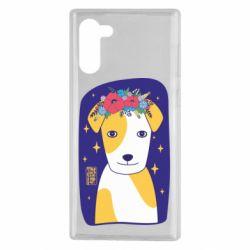 Чохол для Samsung Note 10 Український пес