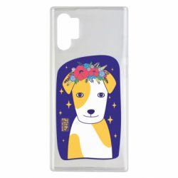 Чохол для Samsung Note 10 Plus Український пес
