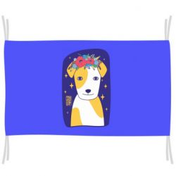 Прапор Український пес