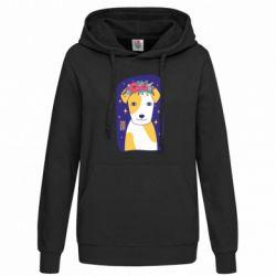 Толстовка жіноча Український пес