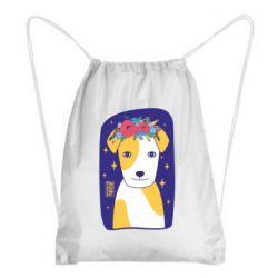 Рюкзак-мішок Український пес
