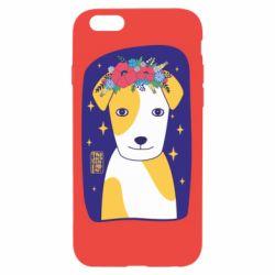 Чохол для iPhone 6/6S Український пес