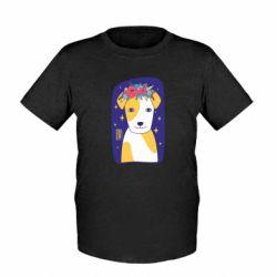Дитяча футболка Український пес