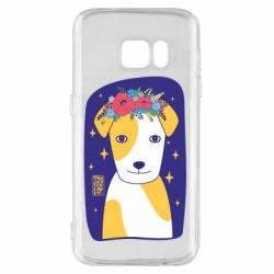 Чохол для Samsung S7 Український пес