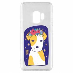 Чохол для Samsung S9 Український пес