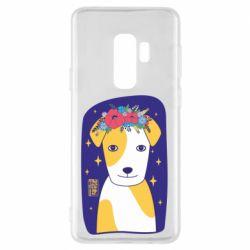 Чохол для Samsung S9+ Український пес