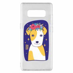 Чохол для Samsung Note 8 Український пес