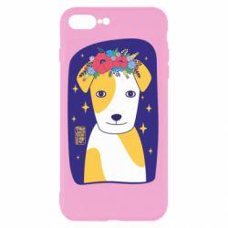 Чохол для iPhone 8 Plus Український пес