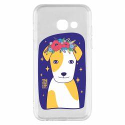 Чохол для Samsung A3 2017 Український пес