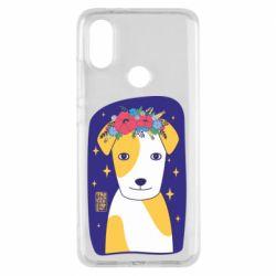 Чехол для Xiaomi Mi A2 Украинский пес