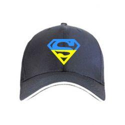 кепка Український Superman - FatLine