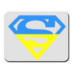 Коврик для мыши Український Superman - FatLine