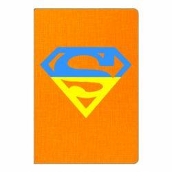 Блокнот А5 Український Superman