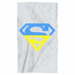 Полотенце Український Superman - FatLine