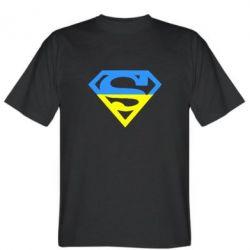 Мужская футболка Український Superman - FatLine