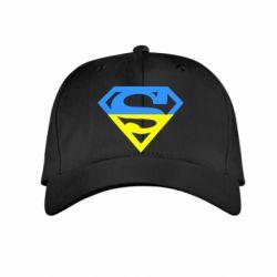 Детская кепка Український Superman - FatLine