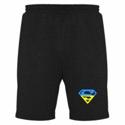 Мужские шорты Український Superman - FatLine