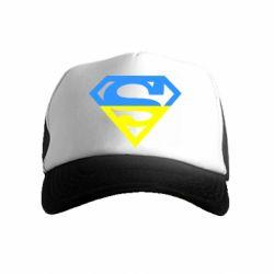 Дитяча кепка-тракер Український Superman