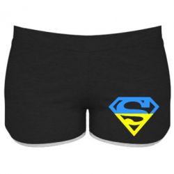 Жіночі шорти Український Superman
